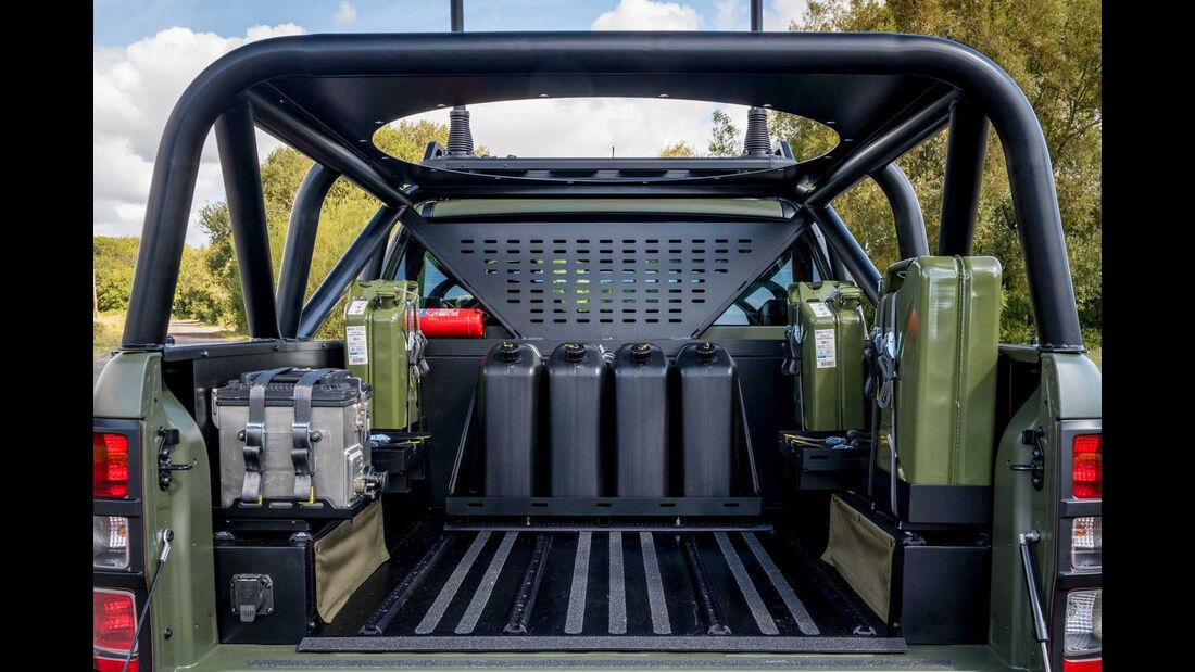 Ricardo Ford Ranger Demonstrator Military Pickup