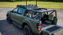 Ricardo Ford Ranger Demonstrator Military Pickup