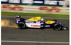 Riccardo Patrese - Williams-Renault FW14B - Formel 1 - 1992