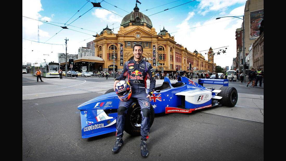 Ricciardo - 2014