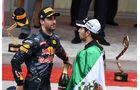 Ricciardo & Perez - GP Monaco 2016