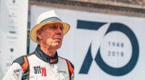 Richard Attwood Goodwood 2018 70 Jahre Porsche