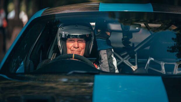 Richard Attwood Le Mans Film
