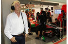 Richard Branson - GP Singapur - 24. September 2011