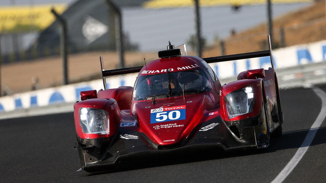 Richard Mille Oreca 07-Gibson - Startnummer #50 - Klasse: LMP2 - 24h-Rennen - Le Mans 2020