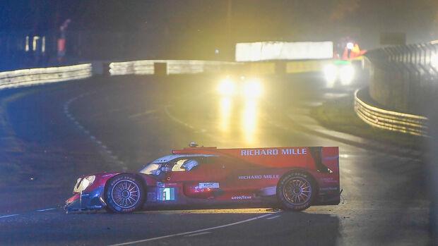 Richard Mille Racing Team - Oreca 07 Gibson - Startnummer #1 - LMP2 - 24h-Rennen Le Mans 2021