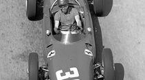 Richie Ginther - Ferrari 156 - Monaco 1961