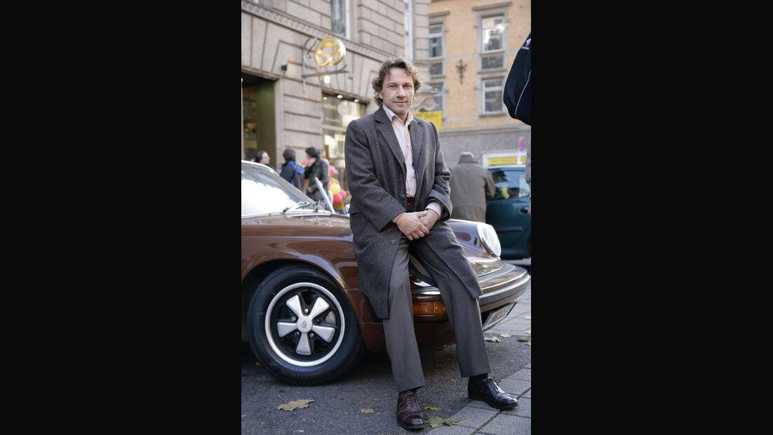 Richy Mülller, Tatort, Filmszene