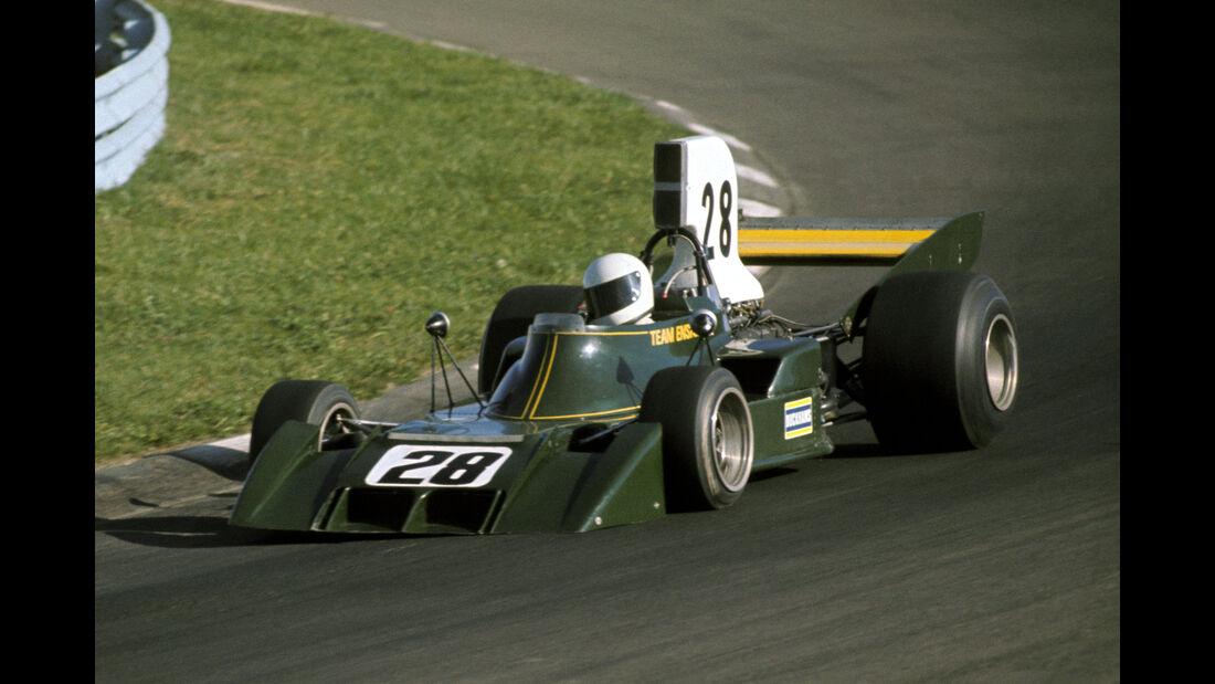 Rikki von Opel - Ensign MN - GP USA 1973
