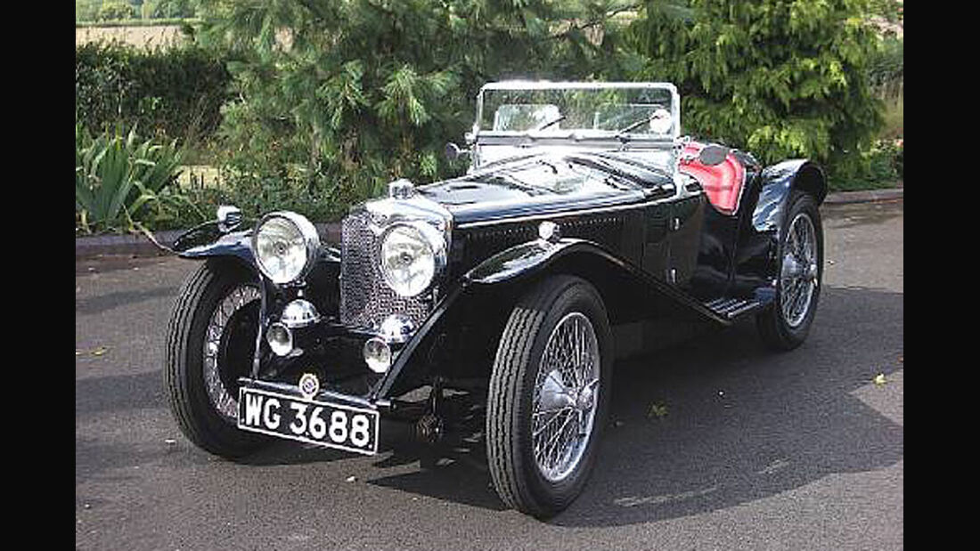 Riley 9hp Imp Two-seater Sports