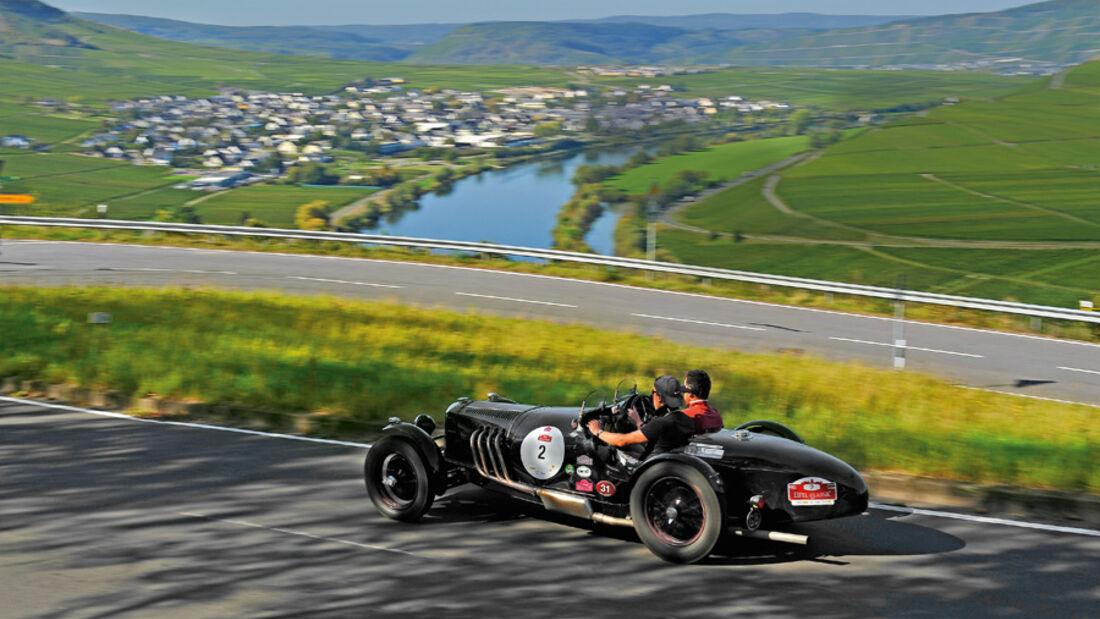 Riley TT Sprite Special, Leßmann, Tschentschener
