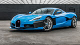 Rimac Bugatti Fusion Bugatticz