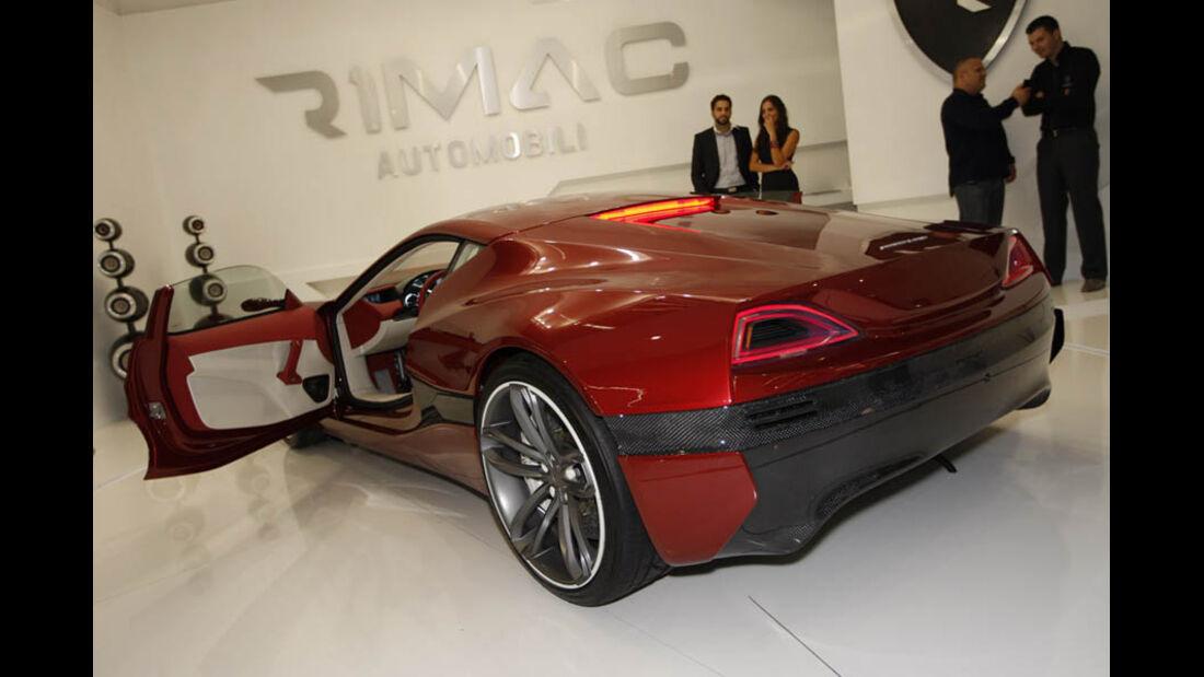 Rimac Concept One IAA