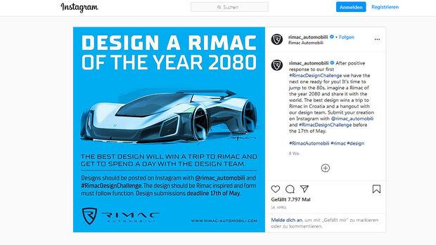 Rimac Designchallenge