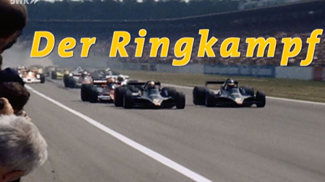 Ringkampf - Nürburgring - Hockenheim - SWR - Dokumentation