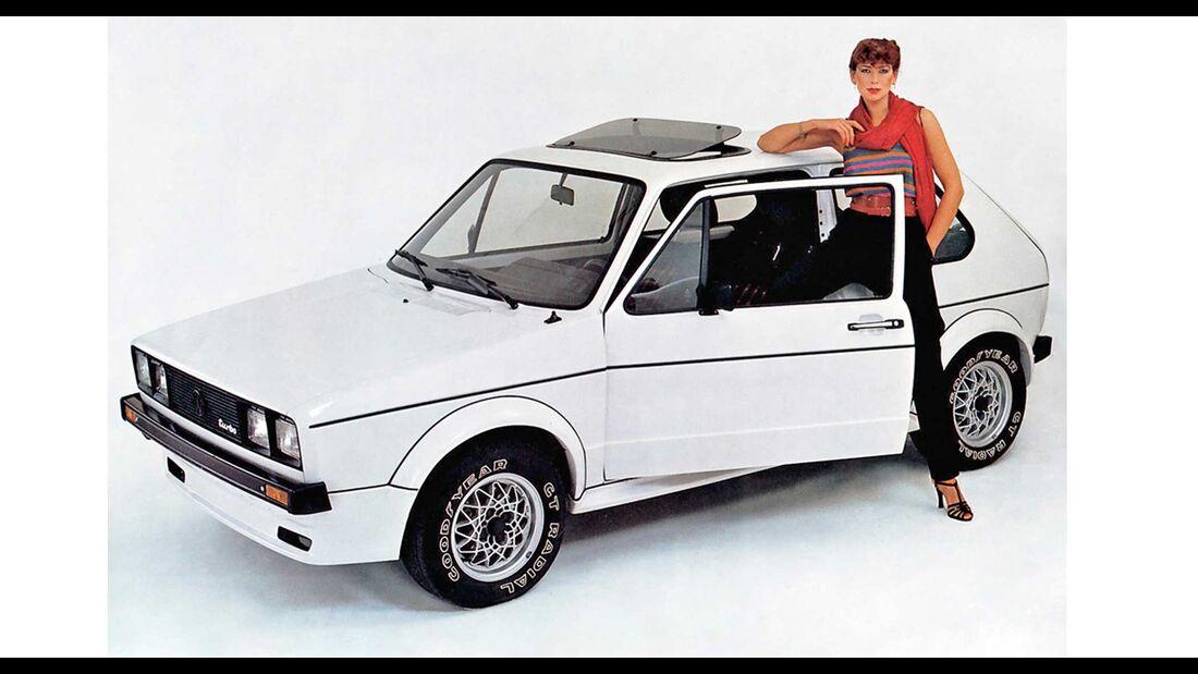 Rinspeed Golf 1 Turbo (1979)