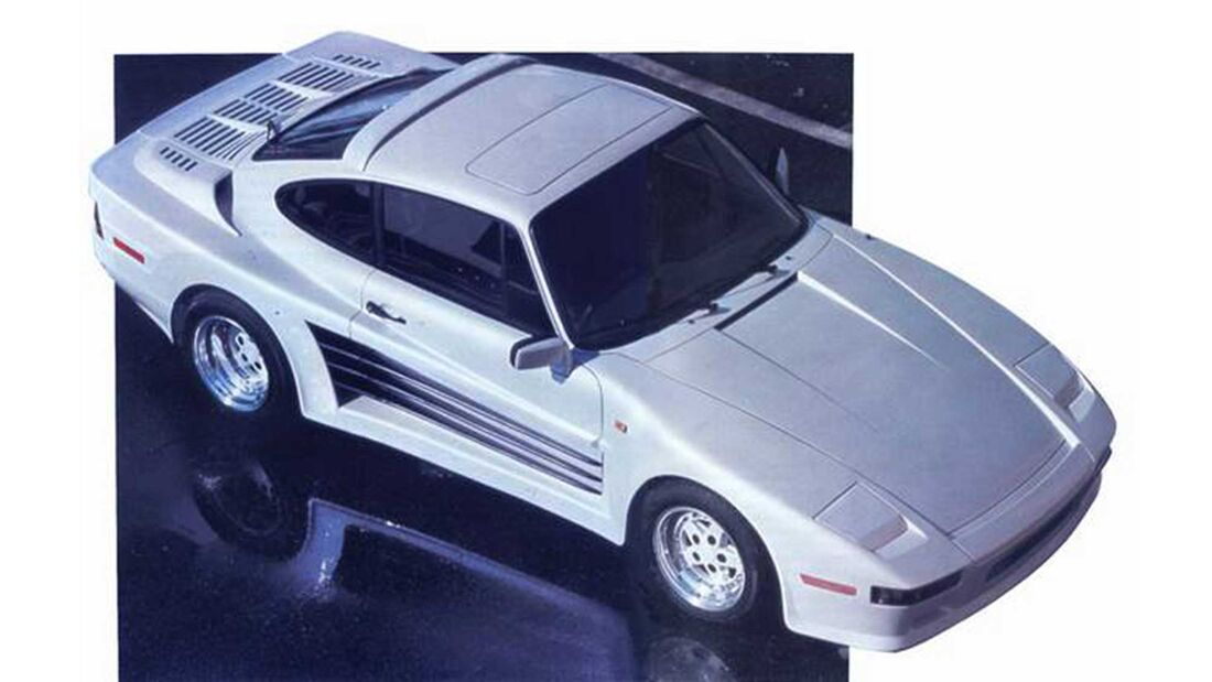 Rinspeed R69 Turbo (1985)