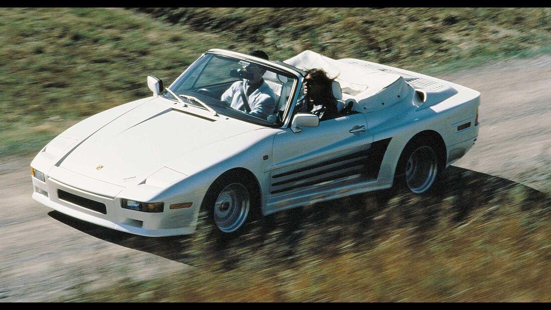 Rinspeed R69 Turbo Cabrio (1985)