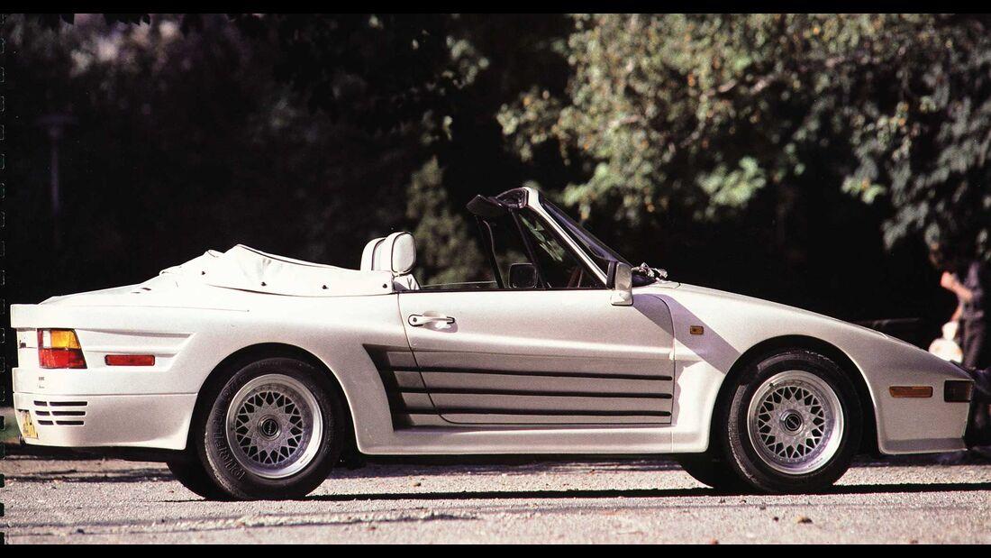 Rinspeed R69 Turbo Speedster (1985)
