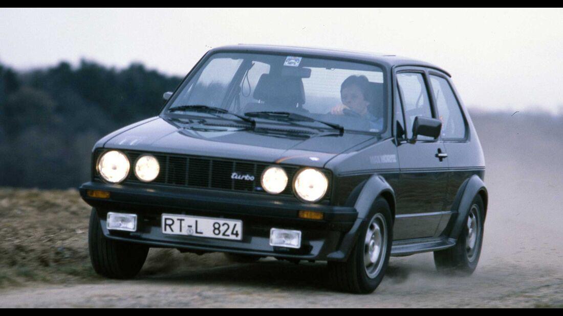 Rinspeed VW Golf 1 GTI Turbo (1979)