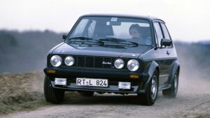 Rinspeed VW Golf 1 GTI Turbo (1979)