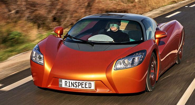 Rinspeed iChange