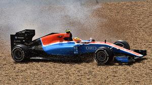 Rio Haryanto - Formel 1 - GP England 2016