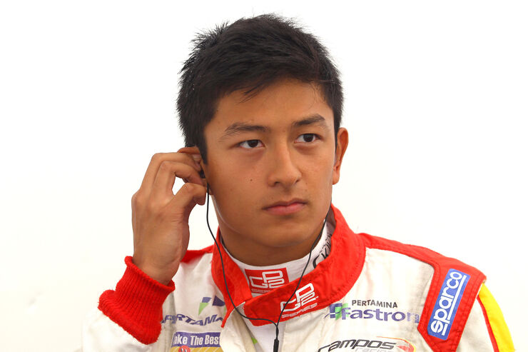 Rio Haryanto - Karriere - F1