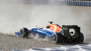 Rio Haryanto - Manor - Barcelona - F1-Test - 2016