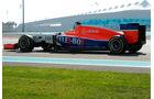 Rio Haryanto - Manor - F1 Test - Abu Dhabi - Dienstag - 1.12.2015
