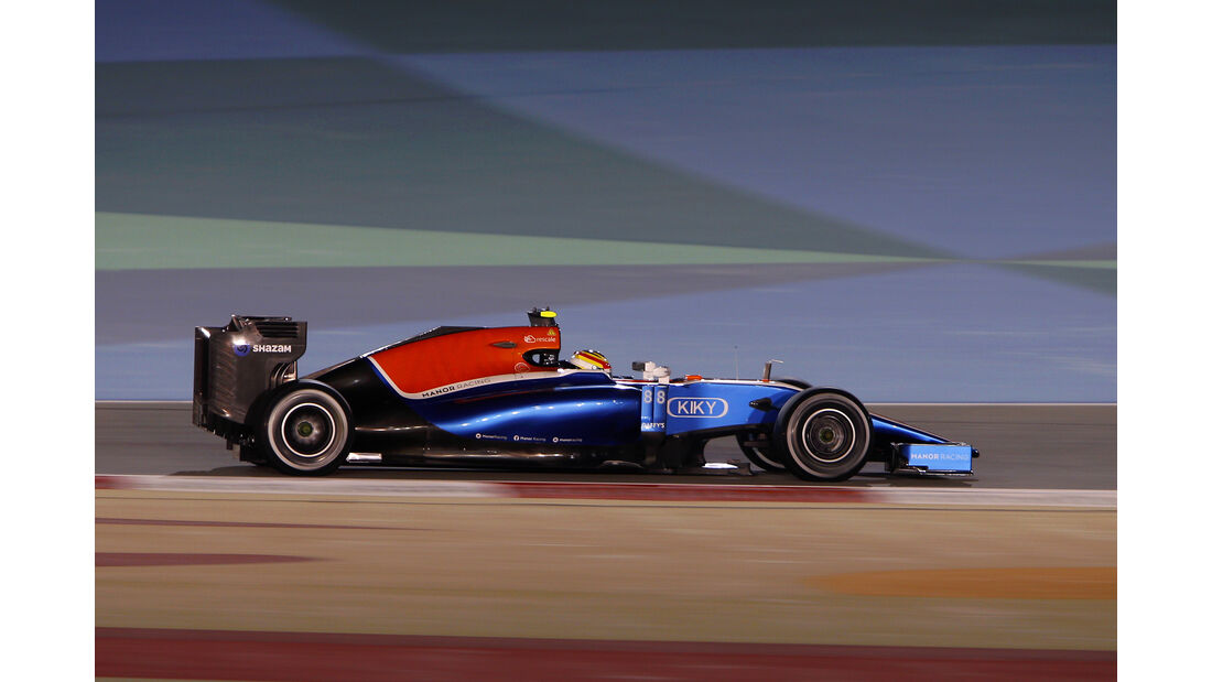 Rio Haryanto - Manor - Formel 1 - GP Bahrain - 1. April 2016