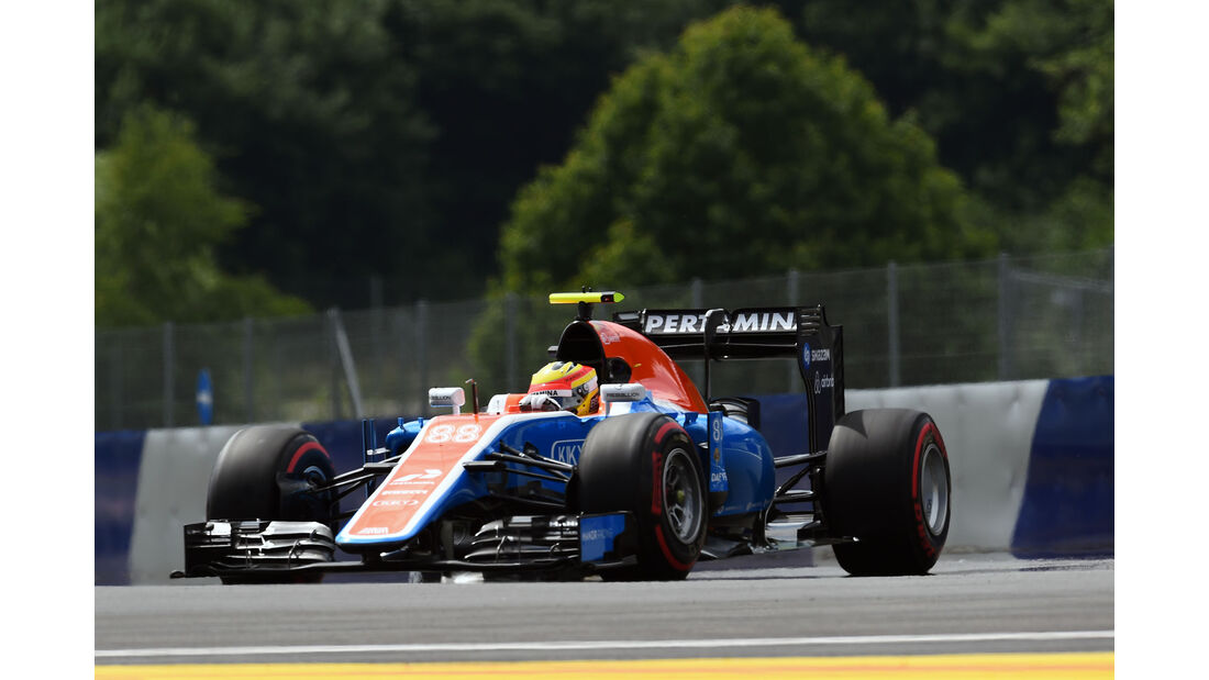Rio Haryanto - Manor - Formel 1 - GP Österreich - 1. Juli 2016