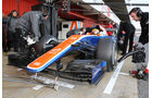 Rio Haryanto - Manor Racing - Formel 1-Test - Barcelona - 25. Februar 2016