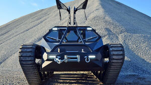 Ripsaw EV2 Kettenfahrzeug