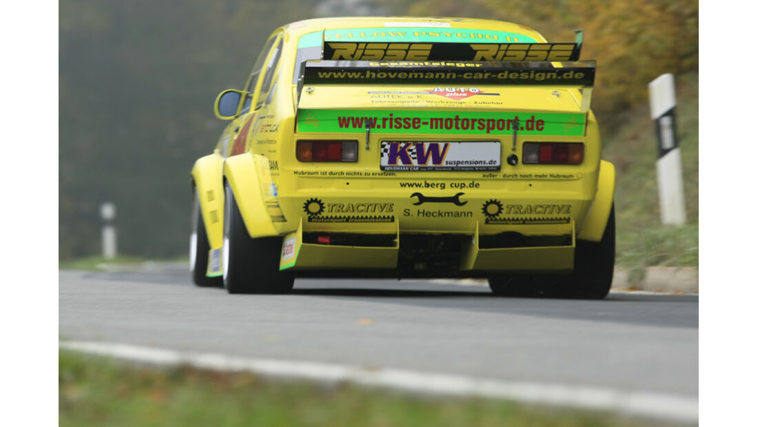 Risse-Opel Kadett C Coupé aus dem KW Berg-Cup Gruppe H