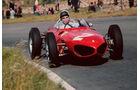 Ritchie Ginther - Ferrari 156 - Zandvoort 1961