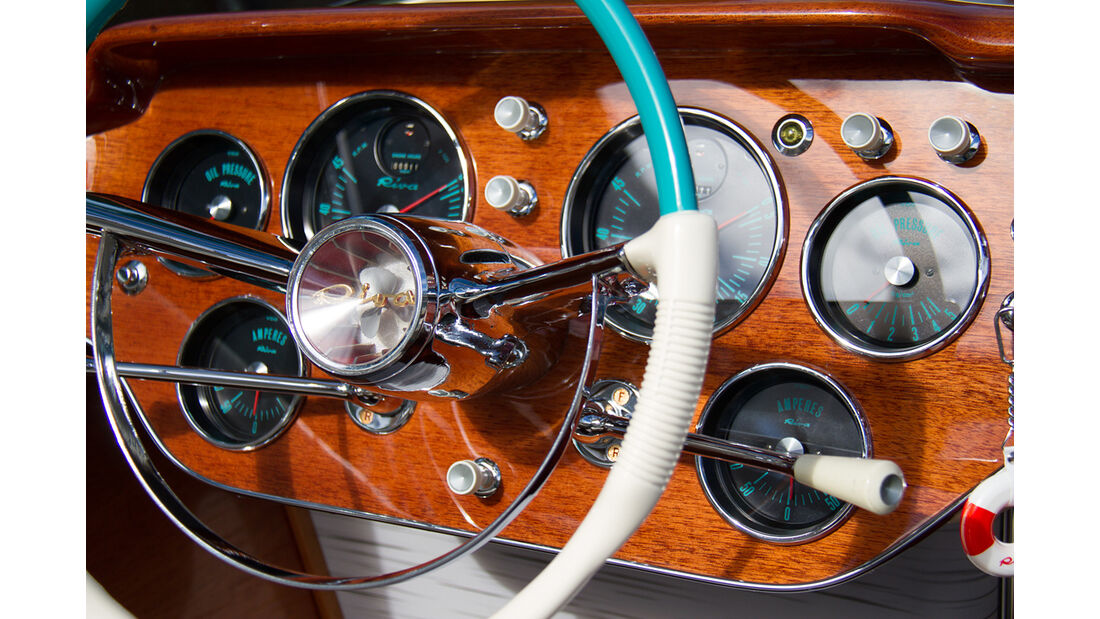 Riva Aquarama Lamborghini