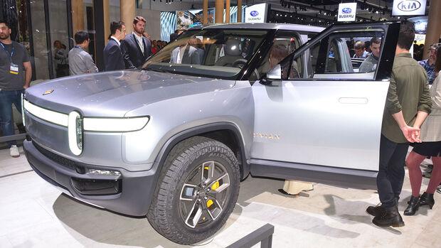 Rivian R1T EV Pickup