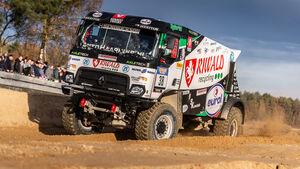 Riwald Dakar-Truck mit ZF-Hybrid-Antrieb - 2020
