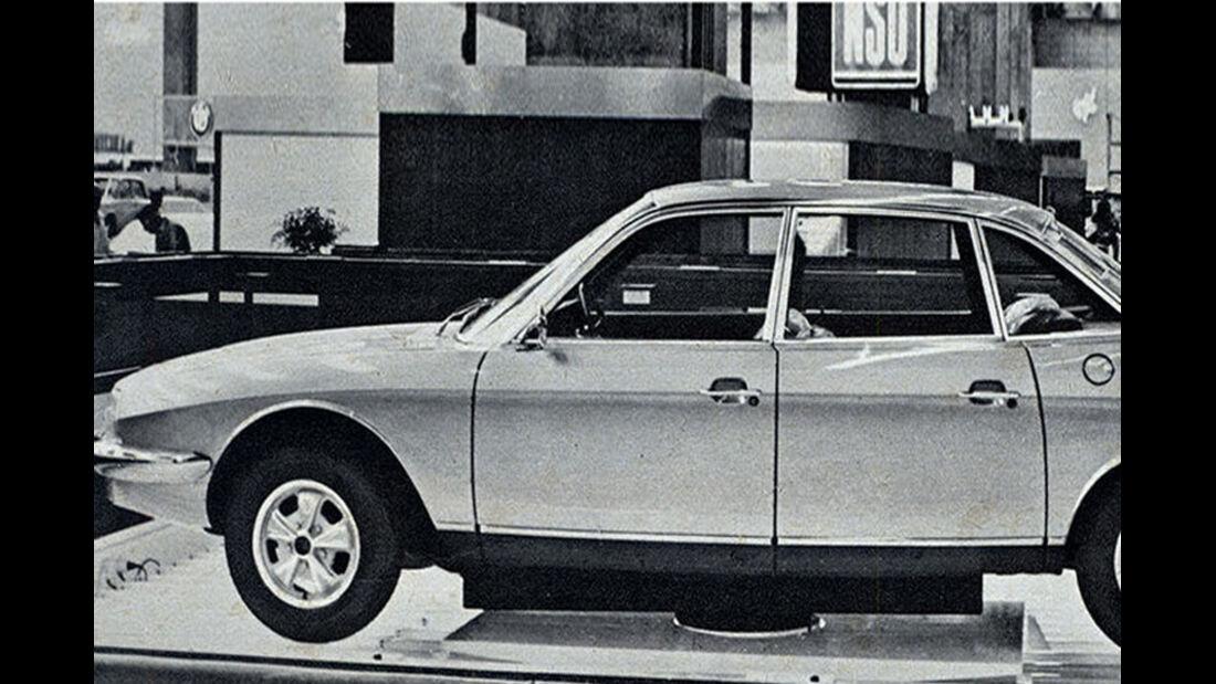 Ro, 80, IAA 1967