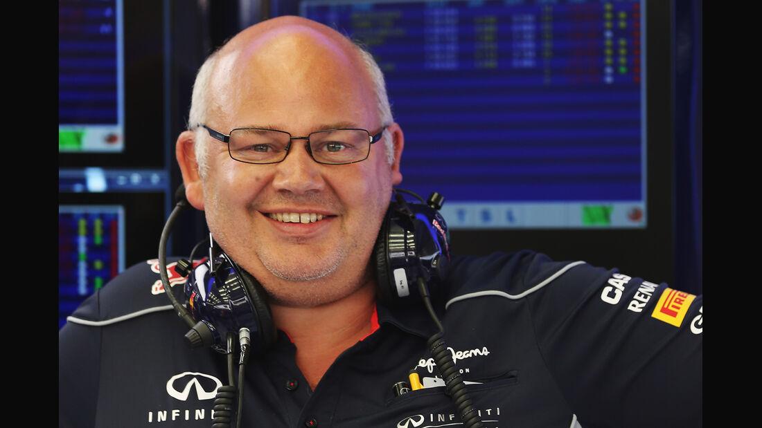 Rob Marshall - Red Bull - 2014