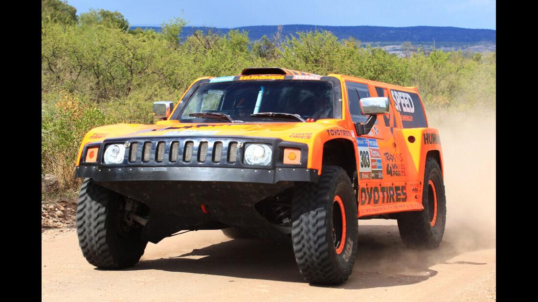 Robby Gordon - Dakar 2011