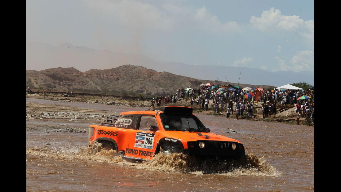 Robby Gordon - Dakar 2014