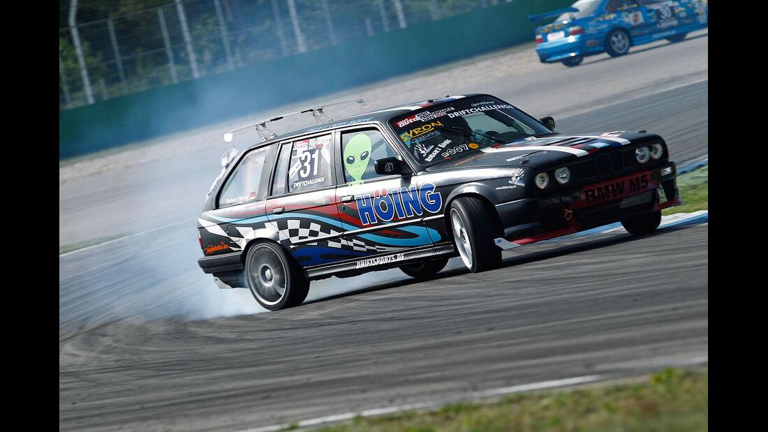 Robert Höing, Drifter31DriftChallenge, High Performance Days 2012, Hockenheimring
