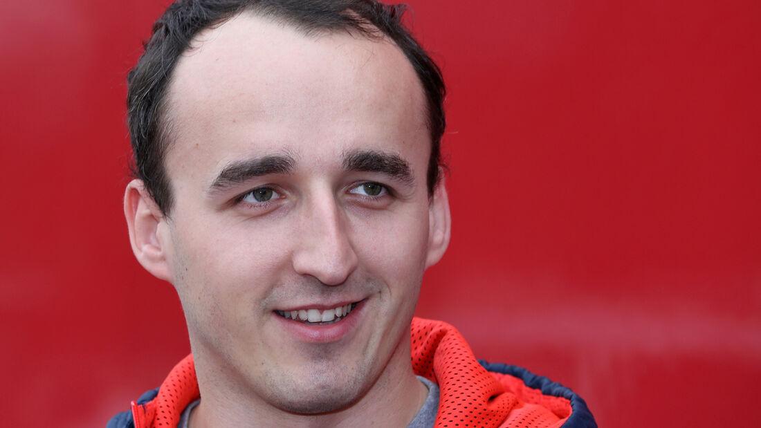 Robert Kubica 2012