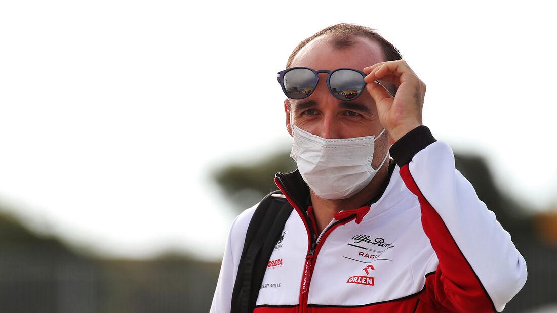 Robert Kubica - Alfa Romeo - Formel 1 - GP Portugal - Portimao - 23. Oktober 2020