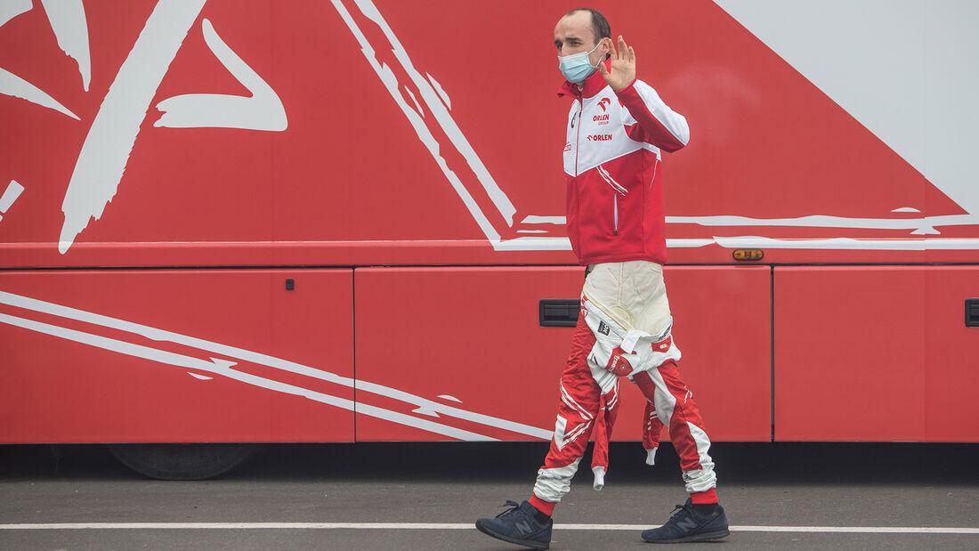Robert Kubica - BMW - DTM - Testfahrten - Nürburgring - Juni 2020