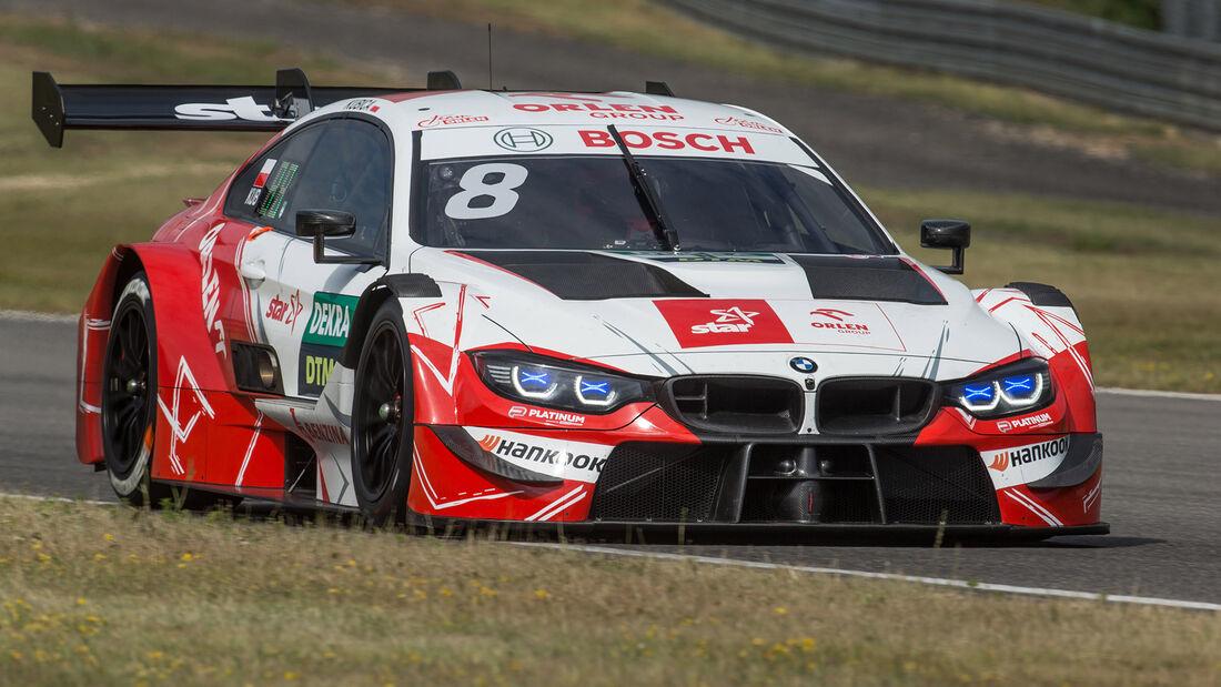 Robert Kubica - BMW M4 - DTM - Testfahrten - Nürburgring - 8. Juni 2020