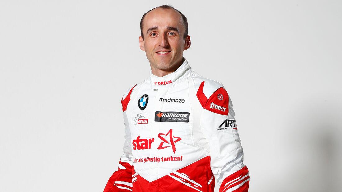 Robert Kubica - BMW - Porträt 2020