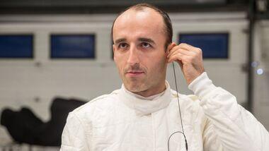 Robert Kubica - DTM Test - BMW - Jerez - 2019